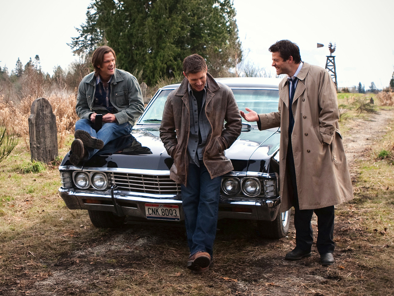 Image In Supernatural Collection By Sadtanas On We Heart It
