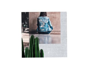 aesthetic, denim jacket, and fashion image