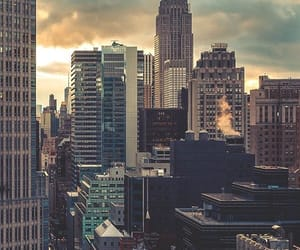 empire state, usa, and nyc image