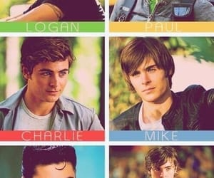 zac efron, Hot, and charlie image