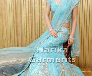 wedding dresses, bridal lehenga, and indian dresses image