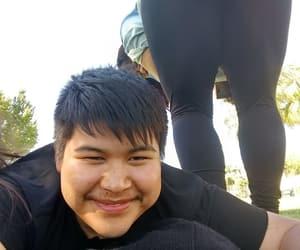 memories, last year, and selfie image
