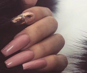 nail art, nail goals, and pink nails image