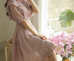 asian fashion, 유행, and chiffon image