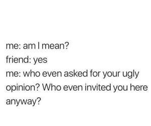 bitch, jokes, and me image
