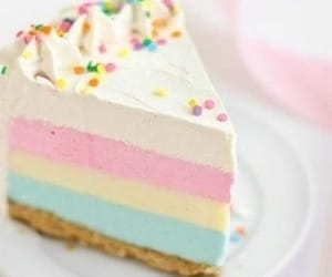 cake, pastel, and food image