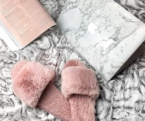 decor, fancy, and fur image