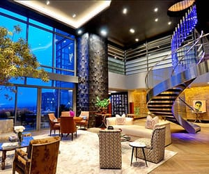 penthouse and luxury image