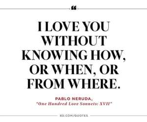 mystery, pablo neruda, and unrequited image