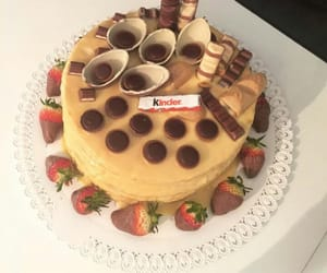 chocolate, sweet, and eat image