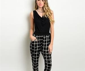 clothing, fashion, and jumpsuits image
