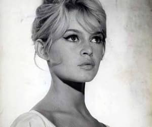 brigitte bardot, 50s, and blonde image