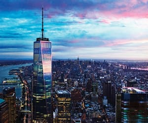 amazing, manhattan, and new york image