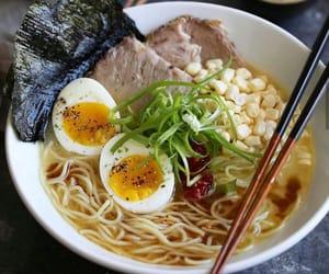 food, sakura, and tasty image