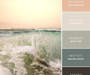 color, nature, and ocean image