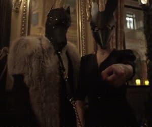 architecture, fashion, and masquerade image