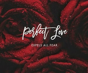 Christ, john, and red image