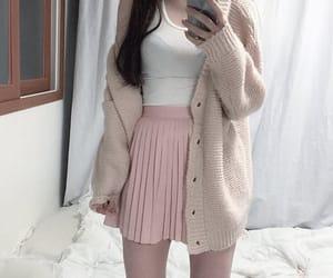 fashion, asian, and korean image