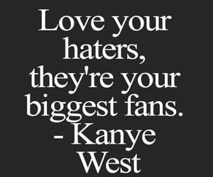 love, haters, and fan image
