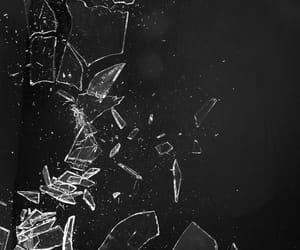 aesthetic, break, and broken image