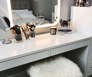 makeup, home, and decor image