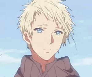 anime, benedict, and boy image