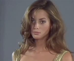 Christy Turlington and gif image