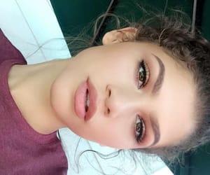 zendaya, beauty, and makeup image