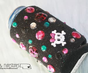 bedazzled, bling, and etsy image