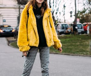 street style, unknown, and model off duty image