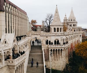 adventure, architecture, and budapest image