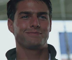 gif, Tom Cruise, and top gun image
