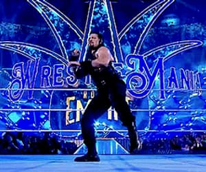 gif, wwe, and roman reigns image