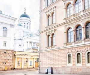 finland, helsinki, and tuomiokirkko image