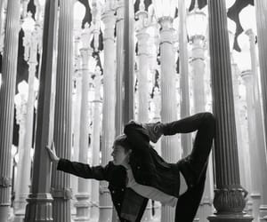 dancer, lacma, and los angeles image
