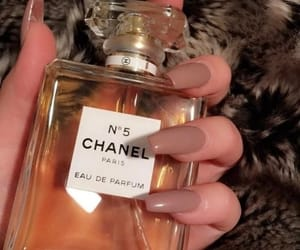 chanel, nails, and Nude image