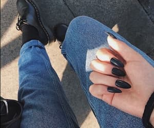 nails, tumblr, and cute image