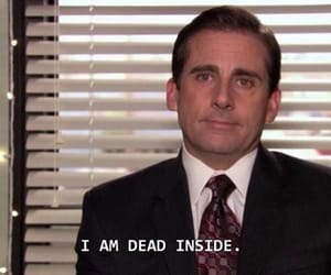 the office, quotes, and funny image