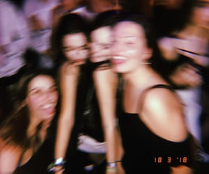 blurry, dance, and girls image