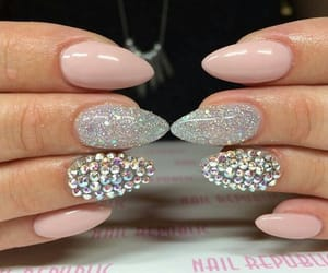 nail art, style, and nails art image