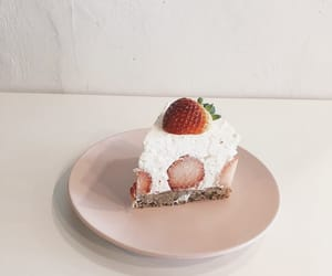 aesthetic, cream, and food image