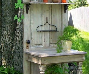 diy, projects, and old doors image