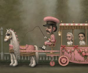 art, lowbrow, and Mark Ryden image