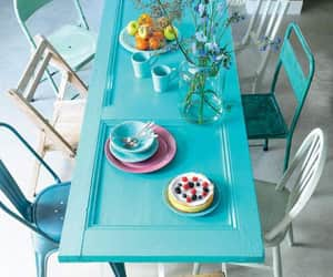 home and table image