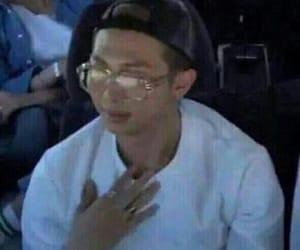 bts, namjoon, and meme image