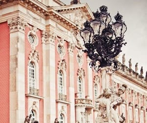 pink, palace, and architecture image