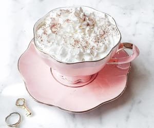 chantilly, pink, and cream image