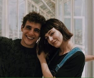 la casa de papel, rio, and couple image