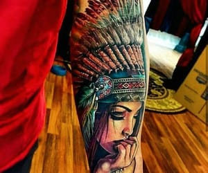 girls, style, and tattoo image