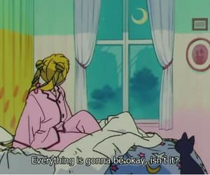 aesthetic, old anime, and retro anime image